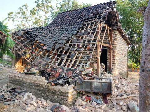 Warga Pulau Sapudi Tidak Menyadari Datangnya Bahaya Gempa