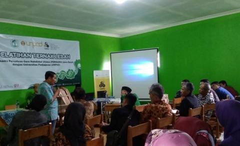Tingkatkan Kesejahteraan, Pergunu Jabar Latih Para Guru Beternak Lebah