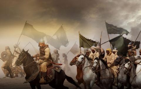 Mengenal Bendera Islam (I): Nama-nama dan Fungsinya