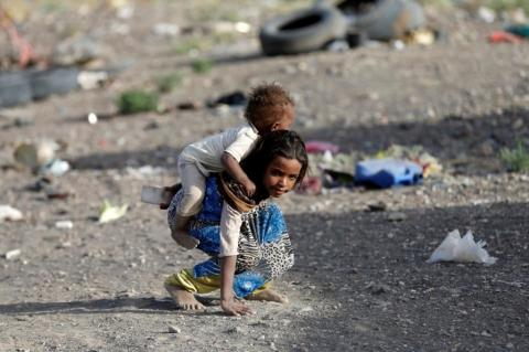 Parah! 7 Juta Anak-anak Yaman Alami Kelaparan