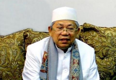 Prestasi KH Ma'ruf Amin Saat Jadi Ketua GP Ansor Koja