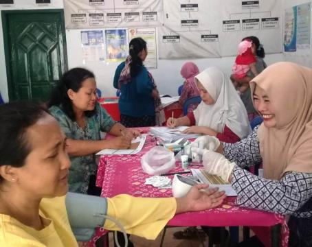 Lembaga Kesehatan NU Adakan Penyuluhan Diabetes di Jombang