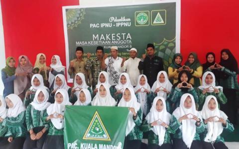 IPNU dan IPPNU di Kalimantan Barat Terus Kembangkan Organisasi