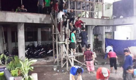 Program Tahfidz Pesantren Durrotu Aswaja Semarang Diminati Mahasiswa