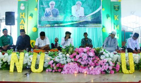 Unila Lampung bershalawat