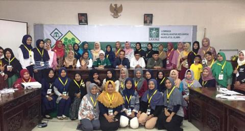 Perempuan NU Kalbar Terima Pelatihan Perencanaan Keuangan Keluarga
