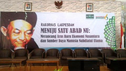 Rakornas Lakpesdam NU Usung Tema Arus Baru Ekonomi Nusantara