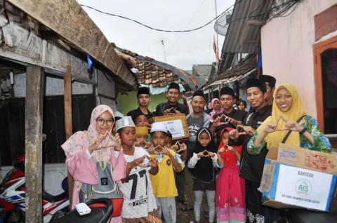 AIS Banten Salurkan Bantuan Tahap Ketiga untuk Korban Tsunami