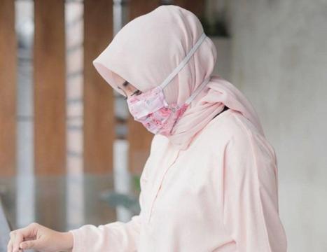 Hukum Shalat dengan Memakai Masker
