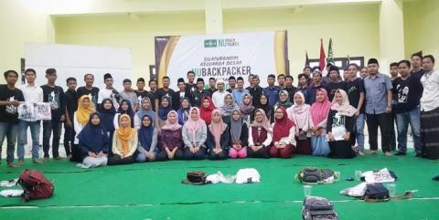 Perdana, NU Backpacker Gelar Pertemuan Nasional di Yogyakarta