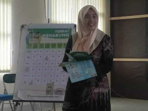 Fatayat NU Lebak Ingatkan Tokoh Masyarakat Jangan Sebar Hoaks