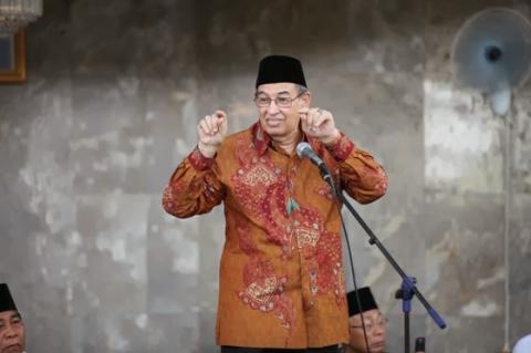 Prof Quraish Shihab: Saya Menganut Islam Nusantara yang Berkemajuan