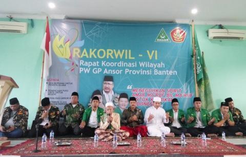 Rakorwil Ansor Banten