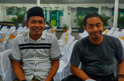 Semangat Koin NU dari Kabupaten Sorong
