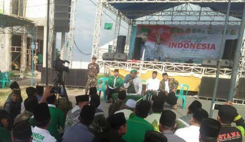 Halaqah Aswaja di MWCNU Ketanggungan, Brebes
