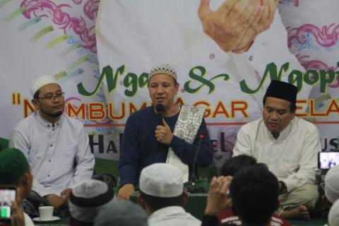 Habib Novel Alaydrus: Habaib dan Ulama NU Tunggal Seperguruan