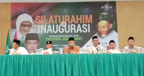 Kiai Said Aqil di Bekasi, Jabar