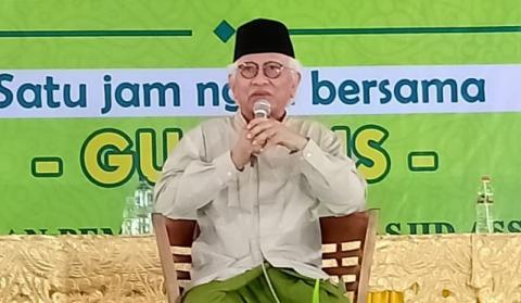 Gus Mus Sebut Pesantren Al-Aqobah Jombang Mampu Jawab Siasat Belanda