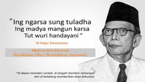 Hardiknas Momentum Penguatan NU Passion School (NPS) Bagi Pendidik Indonesia