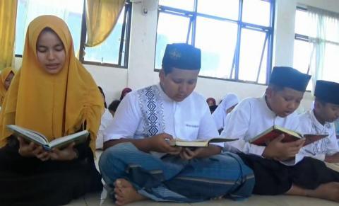 Hindari Games, Saat Ramadhan Pelajar Diharap Khatamkan Qur'an