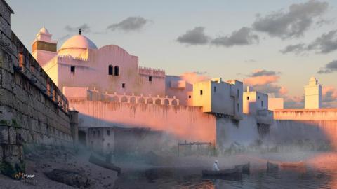 Kisah Nabi Khidir dan Kota yang Berubah