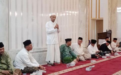 Wakil Rais PCNU Kabupaten Pekalongan, KHM Afnan Hafidz