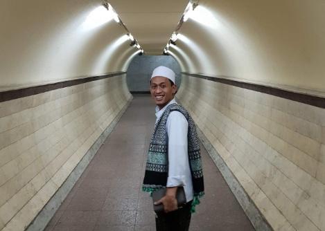 10 Hari Terakhir Ramadhan di Negeri Piramida
