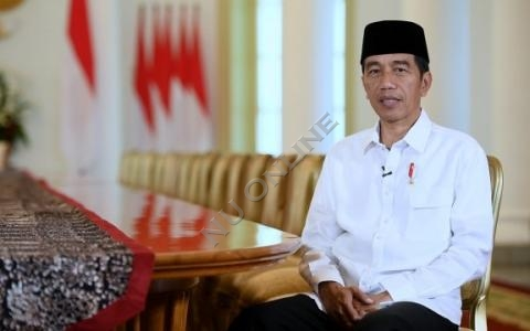 Idul Fitri as momentum to bolster spirit of national unity, president says