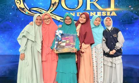 Fathmah Juara Qori Indonesia, IIQ Berharap Istiqamah Lahirkan Ulama Al-Qur'an