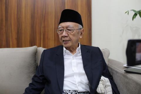 Gus Sholah: Selamat untuk Jokowi-Ma'ruf dan Salut untuk Prabowo-Sandi