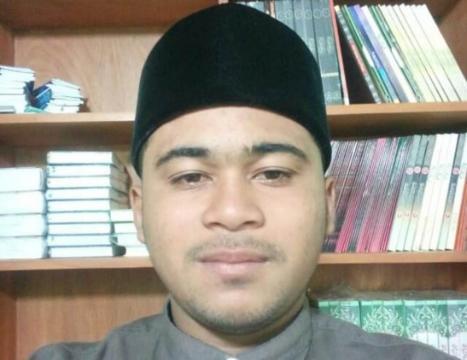 Ketua Dema STIS NU Aceh Tgk Umar Dani