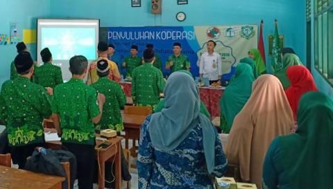 Pergunu Kota Bandung Gelar Penyuluhan Koperasi