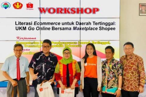 Kemendes Dorong Pemasaran Produk UMKM Secara Online