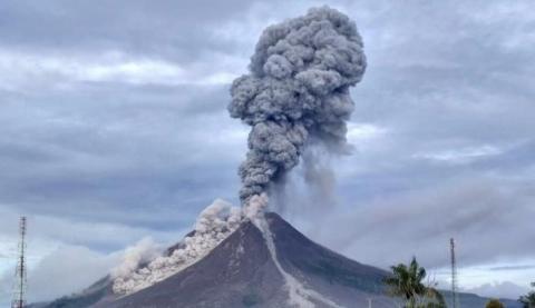 Perilaku Religiusitas Umat Sebelum dan Setelah Letusan Gunung Sinabung