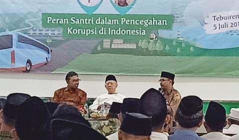 Pesan Gus Solah ke Pansel KPK, Pilihlah yang Tidak  Pernah Korupsi