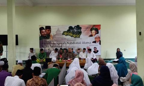 PCNU Kota Bandung Bentuk Tim Penelusuran Sejarah NU 'Baheula' hingga 'Kiwari'