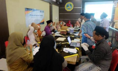 Workshop PSP Siapkan Katalog Naskah Pesantren Qomaruddin Gresik