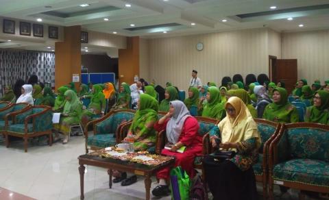Muslimat NU Jakarta Kembali Gelar Pelatihan Aswaja