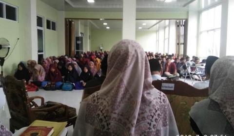 Tekad Ma'had UIN Lampung Hadirkan Nuansa Pesantren