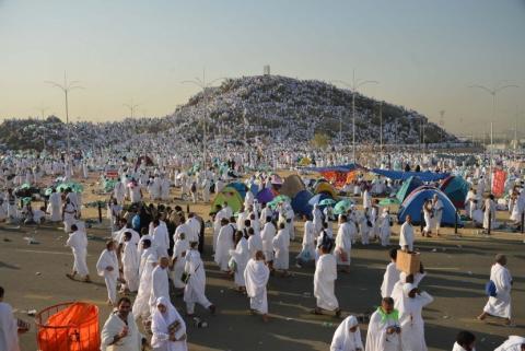 Doa Wukuf di Arafah