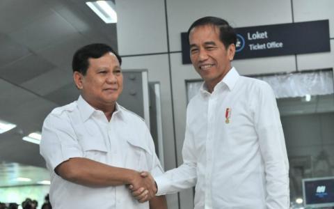 Ucapkan Selamat kepada Jokowi, Prabowo Siap Bantu Presiden
