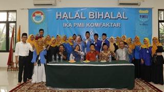 Halal bi Halal IKA PMII di Tangsel.