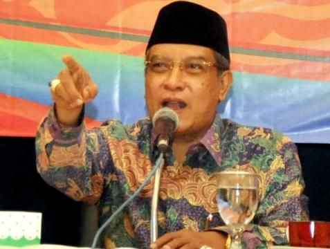 Kiai Said Ungkap Hubungan China dan Indonesia Sejak Zaman Nusantara