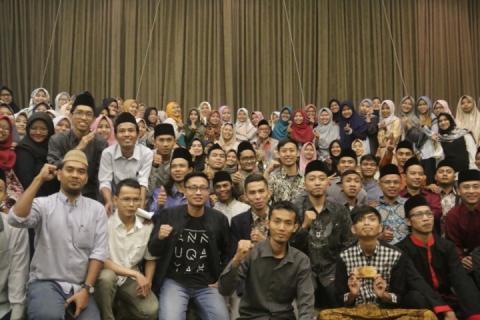 100 peserta Lokakarya Komunitas Pesantren. (Foto: Farid/NUO)