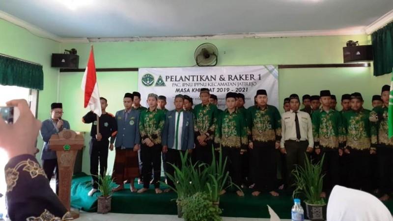 Pendirian Komisariat Baru IPNU-IPPNU Sarana Bentengi Bangsa dan Negara