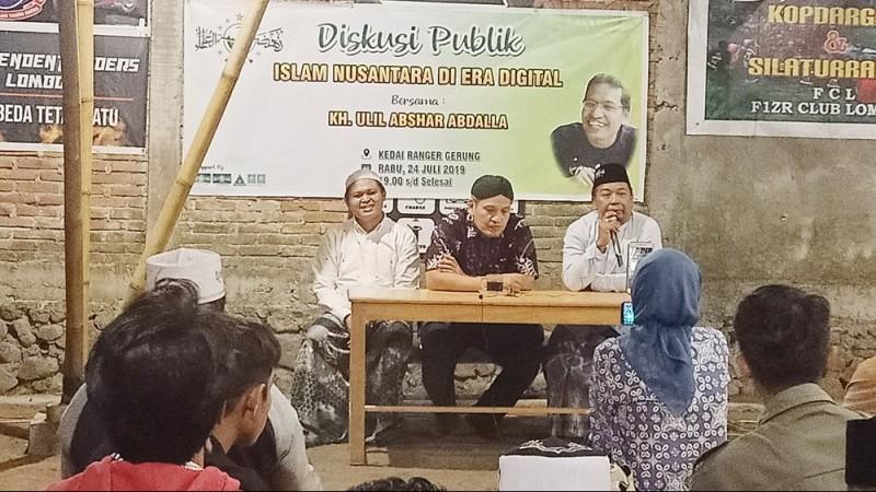 Ulil Abshar: Koreksi Pemerintah Tidak Dilarang