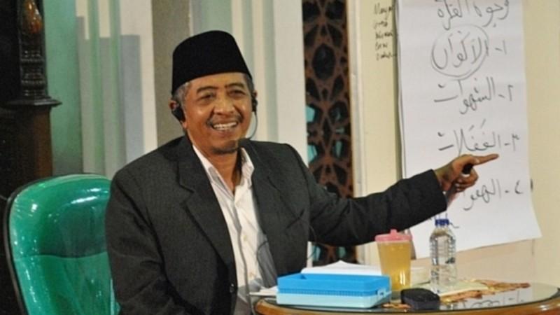 Penjelasan Kiai Luqman Hakim terkait 'Allah Berdzikir untuk Diri-Nya'
