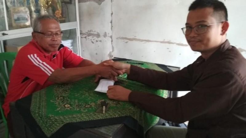 Alumni STAN Salurkan Bantuan Renovasi Madrasah di Tulungagung
