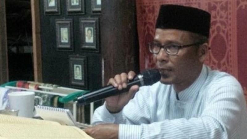 Rais Syuriyah PCNU Aceh Besar Tgk. Saifullah AR