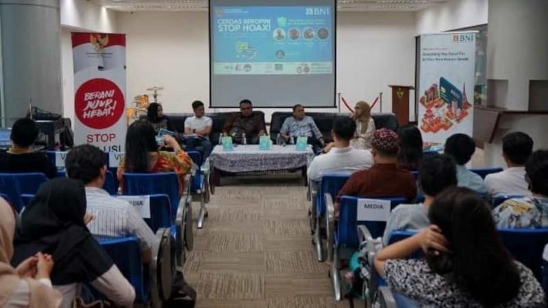 PCINU Taiwan Diskusikan Penangkalan Hoaks